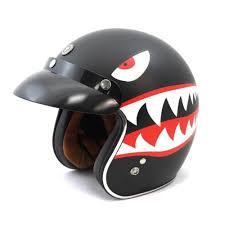 flat black motocross helmet torc 7001 t50 u201dflying tiger u201d flat black open face helmet xxl