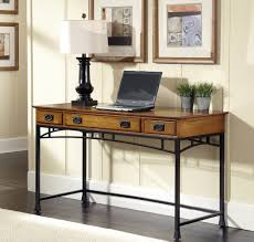 Home Styles Contemporary by Modern Writing Desk Belham Living Carter Mid Century Modern