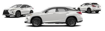 lexus suv 2016 white 2016 lexus rx 350 awd f sport 4dr suv research groovecar