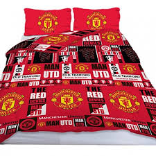 Manchester United Bed Linen - official manchester united bedding