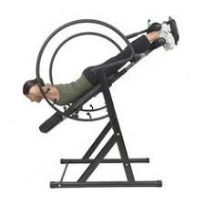 body ch inversion table 30 day inversion table program health fitness pinterest