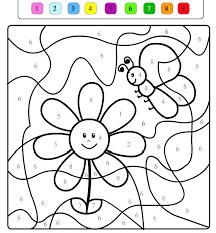 coloriage magique à colorier dessin à imprimer coloriage à