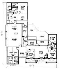 southwest floor plans house plan 98366 at familyhomeplans com