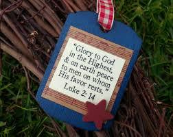 seashell ornament bible verse bible