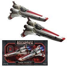 battlestar galactica viper mkii 1 72 scale model kit 2 pack