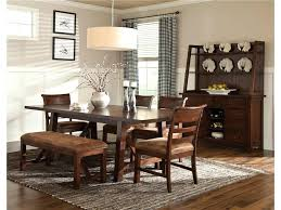 dining table set bench seat farm chairs oak and gammaphibetaocu com