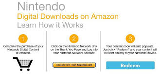 amazon wii u games black friday amazon starts selling nintendo digital content ign