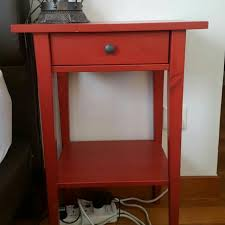 Hemnes Nightstand Review Jbearsg U0027s Items For Sale On Carousell