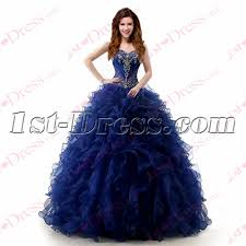 quinceanera dresses beautiful royal blue ruffles 2017 quinceanera dress 1st dress