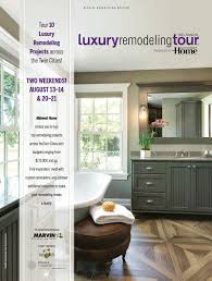 luxury remodeling tour lecy brothers homes