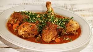 turkey leg osso buco recipe the chew abc