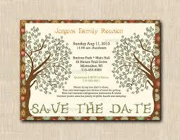 25 family reunion invitation templates free psd invitations