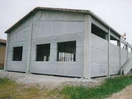 capannoni prefabbricati cemento armato realizzazione di un prefabbricato ad uso artigianale in cemento