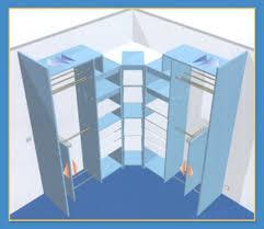 placard d angle chambre fabriquer un dressing d angle maison design bahbe com