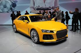 audi sports car audi out modern quattro sports car again