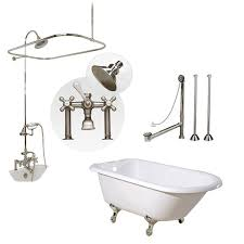 Victorian Bathtubs For Sale Tub Set Clawfoot Bathtub U0026 Faucet Packages Vintage Tub U0026 Bath