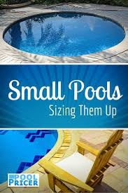 Small Pools For Small Spaces by Best 25 Small Inground Pool Ideas On Pinterest Small Inground