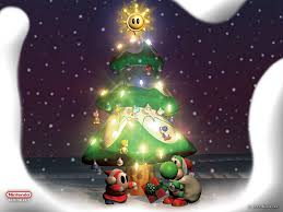 video game themed christmas wallpaapers general discussion