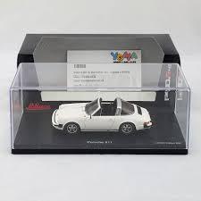 porsche targa white schuco 1 43 porsche 911 targa grand prix white limited 500 resin