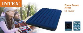 Air Beds At Walmart Intex Full 8 75