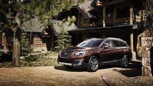 2017 subaru outback custom 2017 subaru legacy sport and outback touring bring a new level to