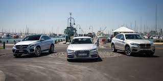 x6 xdrive30d v mercedes gle350d coupe v audi a7 comparison