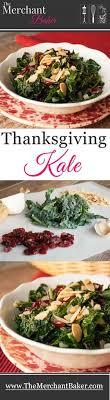 thanksgiving kale the merchant baker