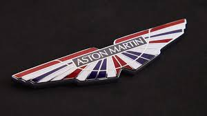 logo aston martin revealed how to make bespoke aston martin wings top gear