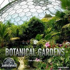 World Botanical Gardens Image Botanical Gardens Jpg Jurassic Park Wiki Fandom