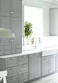 grey kitchen cabinets benjamin moore painted light gray ideas