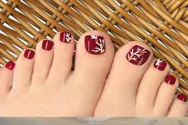 Toe And Nail Designs 35 Easy Toe Nail Designs That Are Totally Worth Your