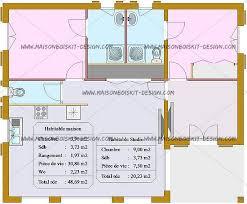 plan maison 4 chambres gratuit plan de maison plain pied 4 chambres gratuit plan gratuit maison