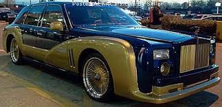lincoln town car based rolls royce is horrific gtspirit