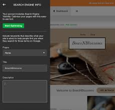 to create an online craft store in under an hour