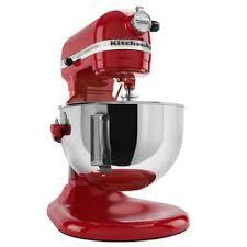 Kitchen Aid Standing Mixer by Kitchenaid Rrk150wh White 5 Quart Artisan Tilt Head Stand Mixer