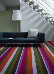 Livingroom Carpet Interior Striped Carpet Striped Carpets Designer Strip Carpet