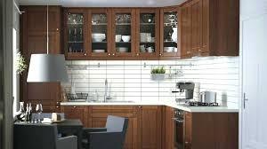 ikea plan de cuisine cuisine blanche et bois ikea affordable cuisine with credence