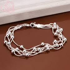 silver plated snake chain bracelet images Bracelets for women quality accessories at affordable prices jpg
