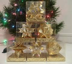 papyrus origami ornaments 2 3 set