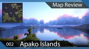 of arkansas cus map ark survival evolved map review apako islands