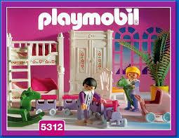 chambre enfant playmobil 08a interieur exterieur 5312 chambre des enfants 1900 photo