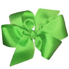 green gift bow camden s collection baby accessories and children s specialty items