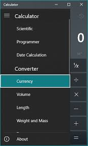 Currency Converter How To Use The Currency Converter Tool In Windows 10