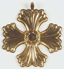 reed barton cross gold vermeil at replacements ltd