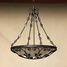 wrought iron pendant lights kitchen wrought iron chandeliers rustic u2013 engageri