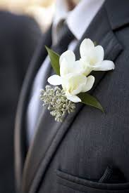white boutonniere white freesia boutonniere search something borrowed