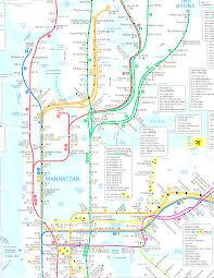 New York City Subway Street Map by New York City Subway Street Map Entrancing Subway Street Map Nyc