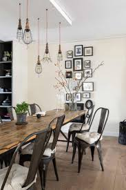 industrial dining room home design ideas