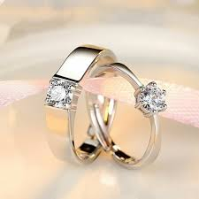 cincin cople cincin silver 925 women s fashion jewellery on carousell