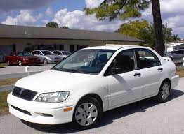2002 mitsubishi lancer es 4dr sedan in vero beach fl jm auto sales